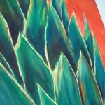 Agave Painting